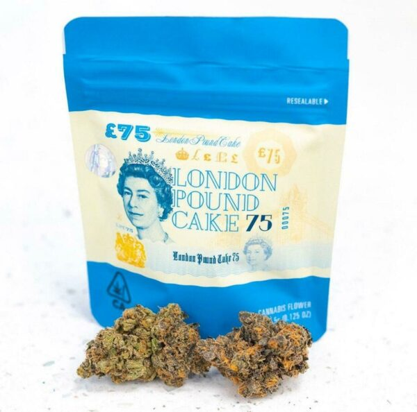 Buy London PounCake weed