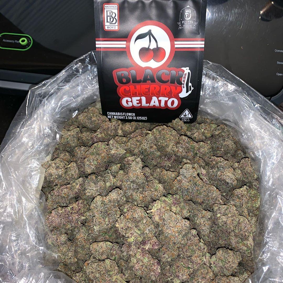 Buy Black Cherry Gelato