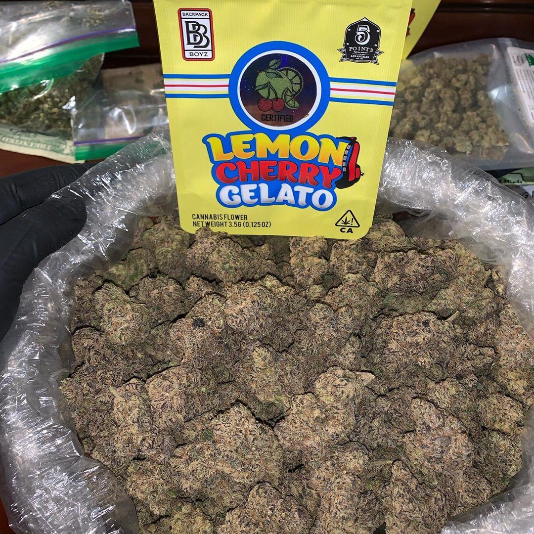 Buy Lmon Cherry Gelato