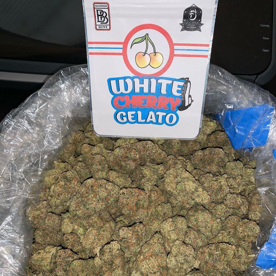 Buy White Cherry Gelato