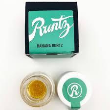 Buy Banana Runtz wax