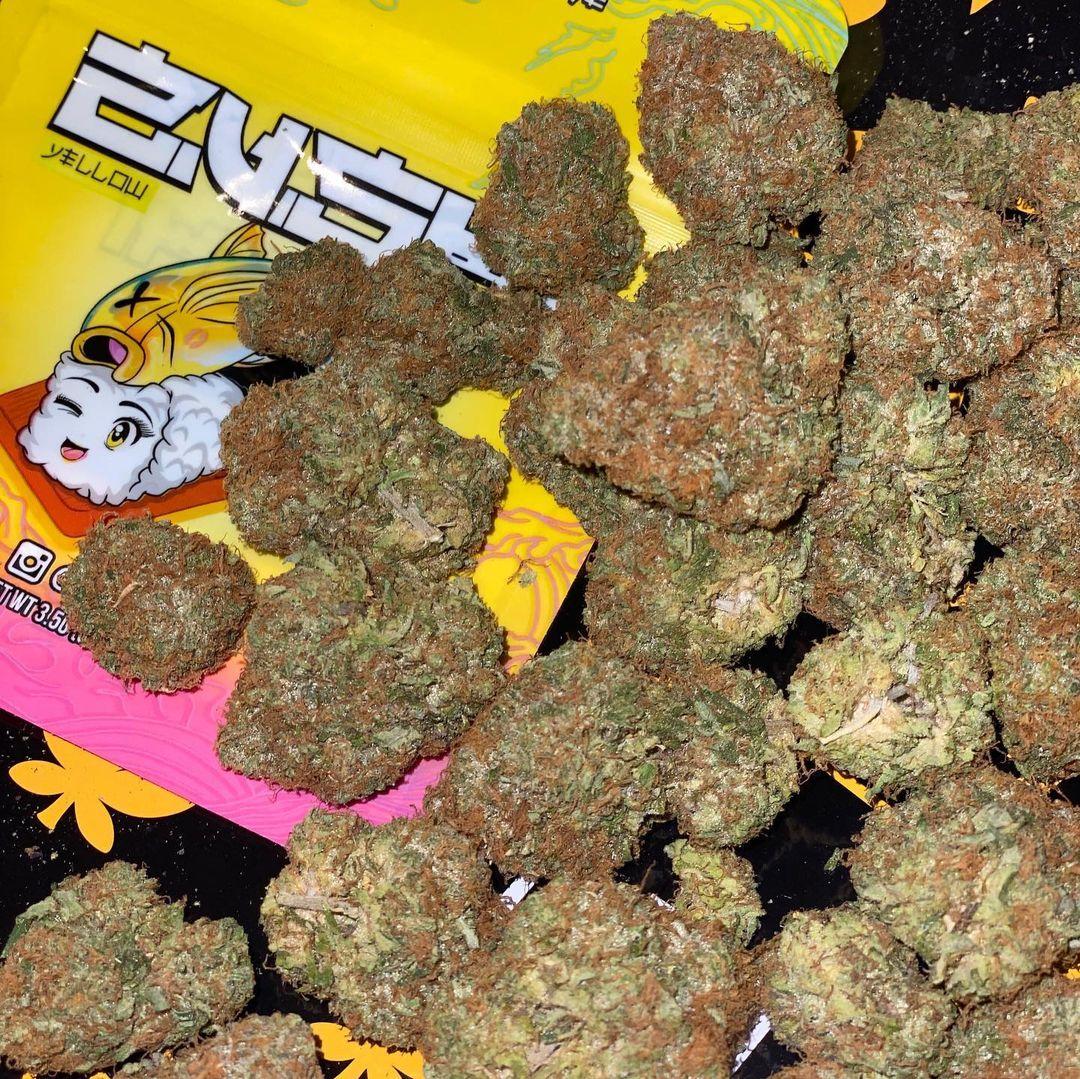 Buy Yellow Zushi strain