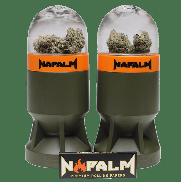 Napalm Flower Bomb - WEDDING CAKE
